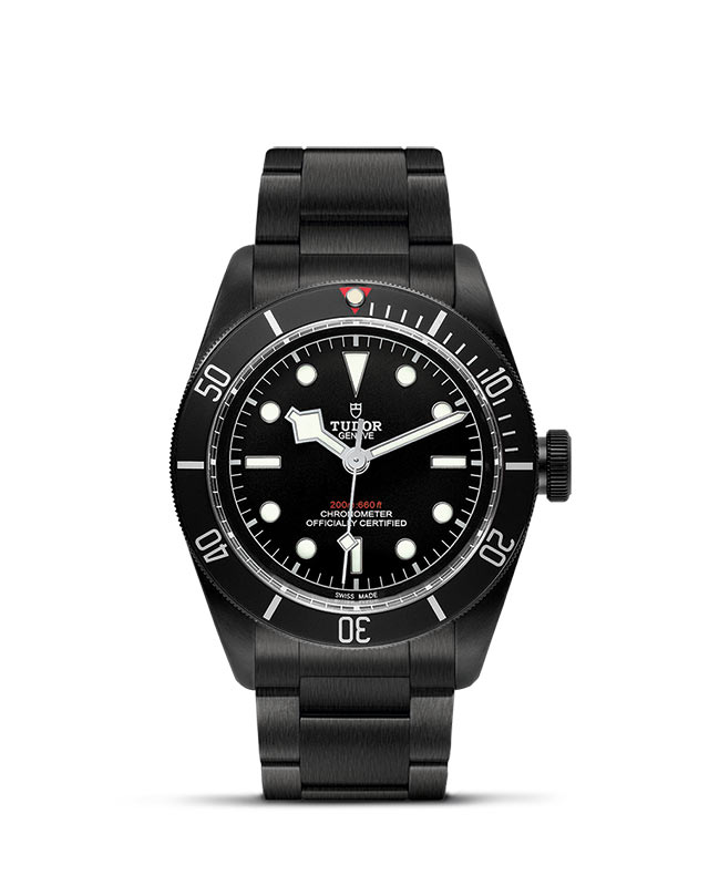 Black Bay – 41 mm PVD steel case – Steel bracelet Image